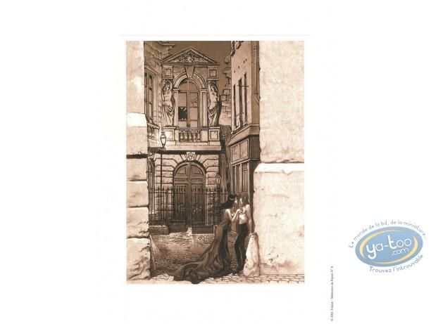 Offset Print, Sambre : In Hugo Sambre's shadow