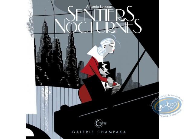 Book, Sentiers Nocturnes : Sentiers Nocturnes