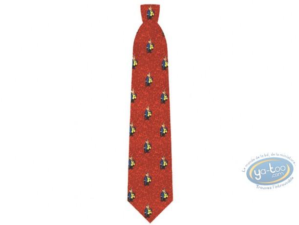Clothes, Achille Talon : Achille Talon red tie