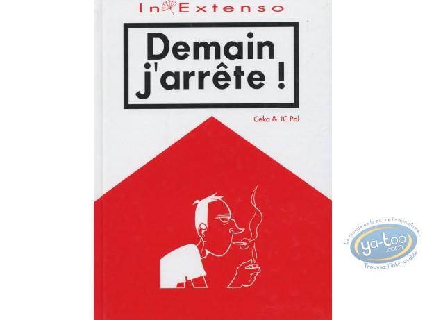 Used European Comic Books, In Extenso : Demain j'arrête !
