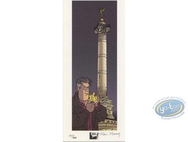 Bookplate Offset, Beluga : Column of Congress