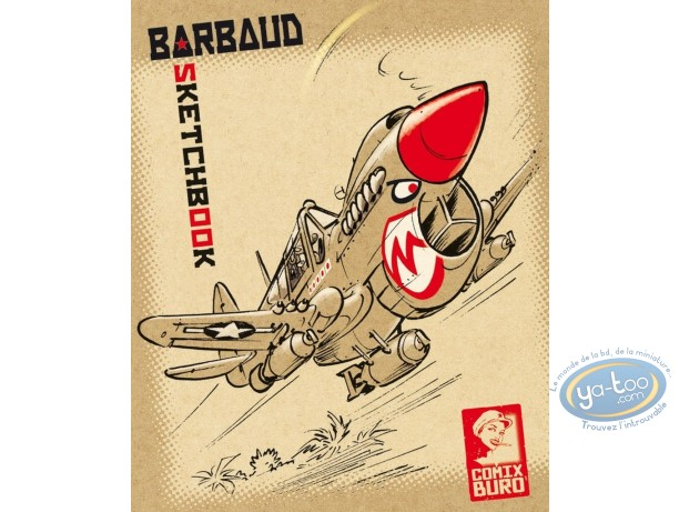 Sketchbook, Sketchbook : Barbaud