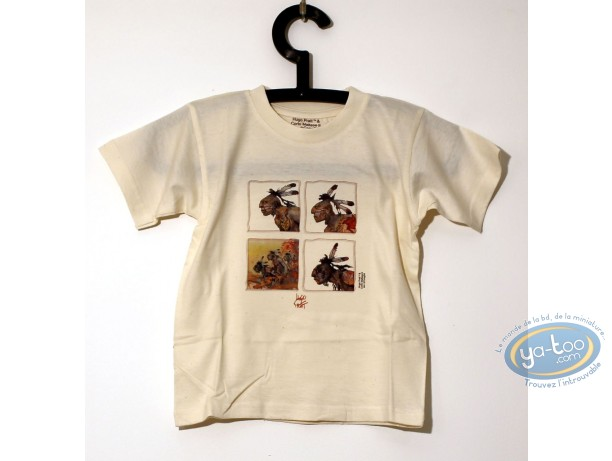 Clothes, Corto Maltese : T-shirt, Corto Maltese : Kid 06/03 - 12/13 years