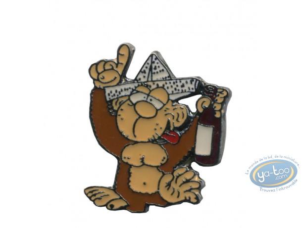 Pin's, Ni Dieu ni Bête : Crazy monkey / Ni dieu ni bête