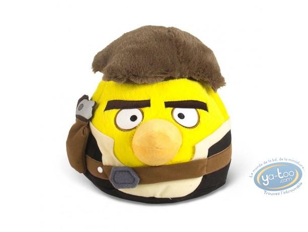 Plush, Angry-birds : Plush, Angry-birds Star Wars : Han Solo