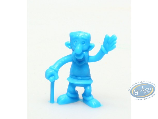 Plastic Figurine, Astérix : Mini Agecanoix (blue)
