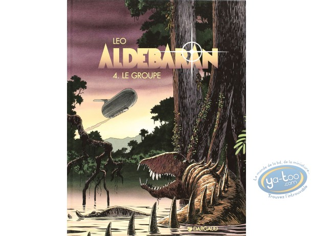 Listed European Comic Books, Aldebaran : Le Groupe