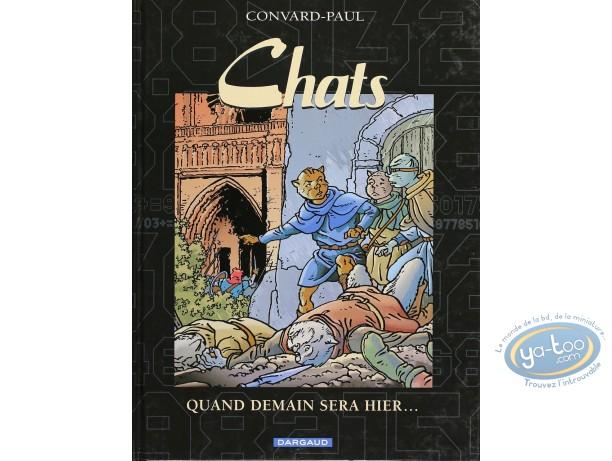 Listed European Comic Books, Chats : Quand demain sera hier...