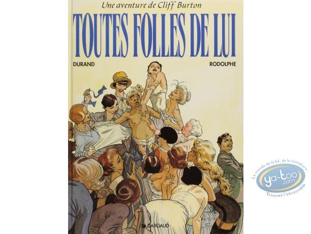 Listed European Comic Books, Cliff Burton : Toutes Folles de Lui