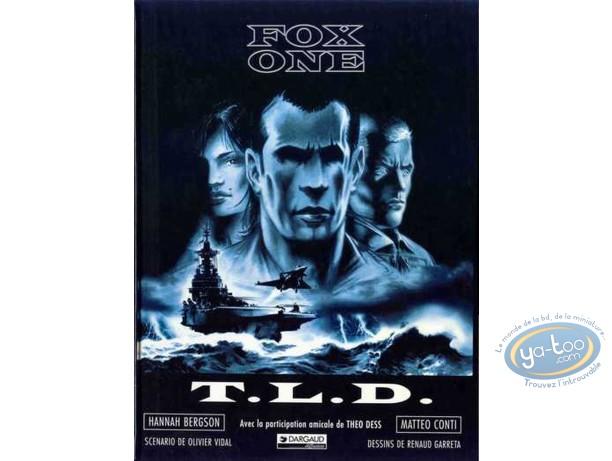 Used European Comic Books, Fox One : Fox one: TLD volume 2