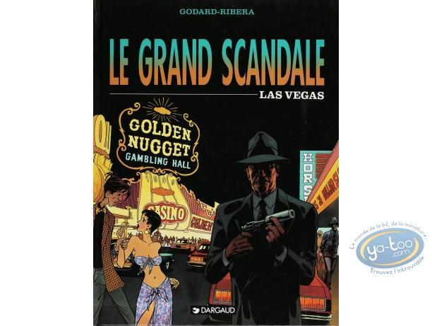 Listed European Comic Books, Grand Scandale (Le) : Las Vegas (very good condition)
