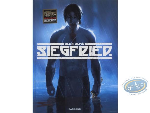 Listed European Comic Books, Siegfried : Siegfried