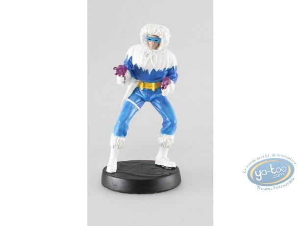 Plastic Figurine, Marvel Super Héros : Captain Cold