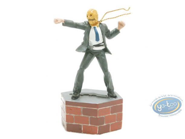 Resin Statuette, Batman : Scarecrow