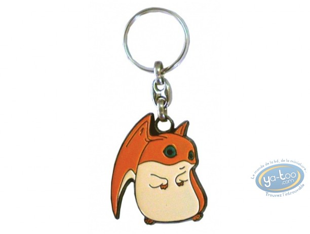 Metal Keyring, Digimon : Metal Key ring, Digimon : Patamon