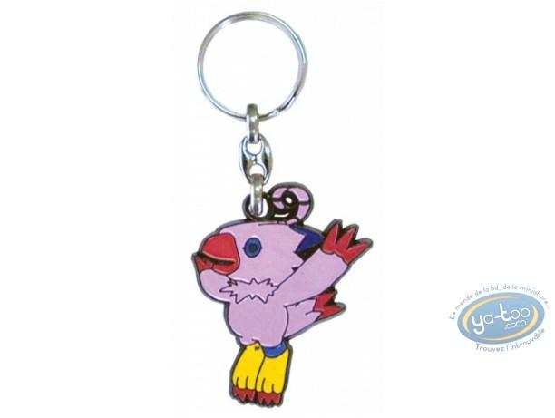 Metal Keyring, Digimon : Metal Key ring, Digimon : Biyomon