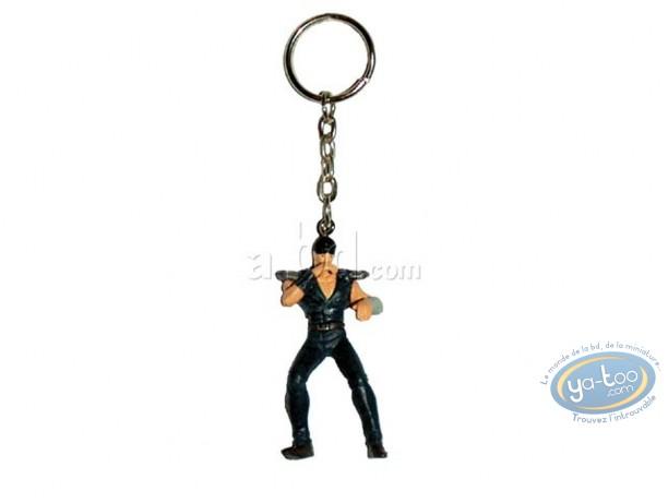 PVC Keyring, Ken le Survivant : Key ring Hokuto no Ken : Ken