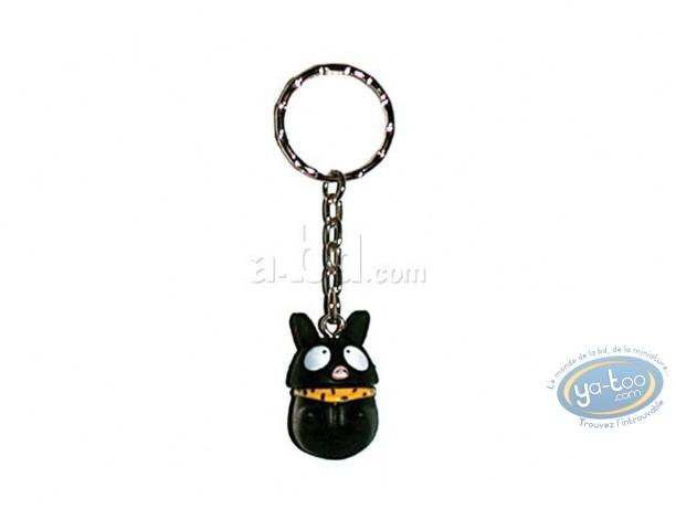 PVC Keyring, Ranma 1/2 : Key ring, Ranma 1/2 : Ryouga (small)