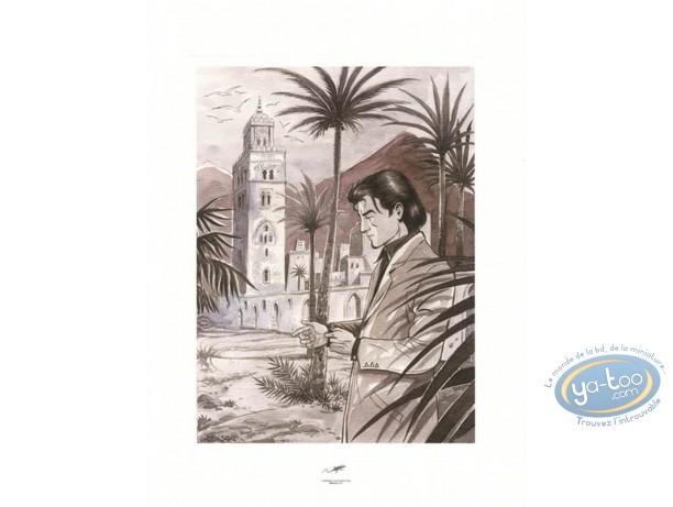 Offset Print, Niklos Koda : The Oasis