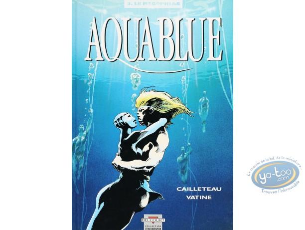 Listed European Comic Books, Aquablue : Le Megophias