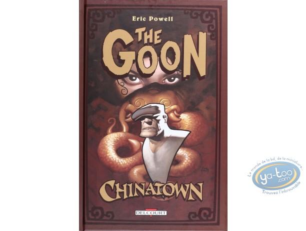 European Comic Books, Goon (The) : Chinatown