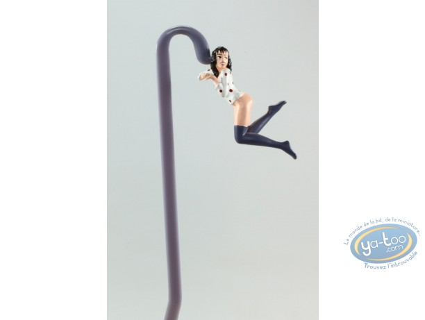 Office supply, Manara : 3D bookmark, Manara : Francesca