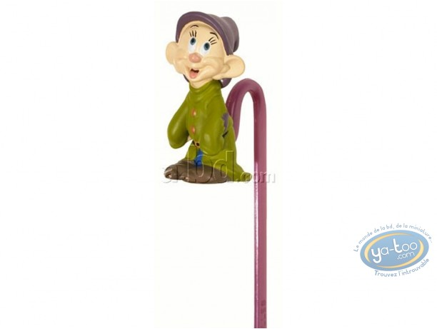 Office supply, Snow-white : 3D bookmark, Dopey