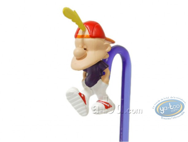 Office supply, Titeuf : 3D bookmark, Titeuf with cap
