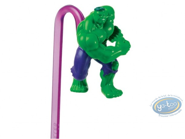 Office supply, Hulk : 3D bookmark, Hulk