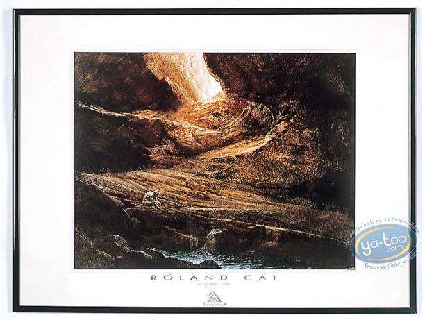 Offset Print, Roland Cat : Cave