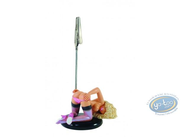 Deco, Pin-Up : Memo clip, Dany cheeky