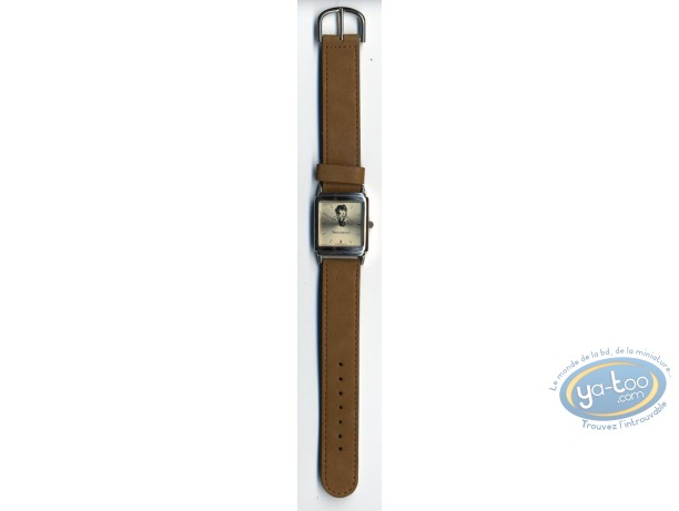 Clocks & Watches, Pin-Up (La) : Watch Tex Avery The Girl leather strap