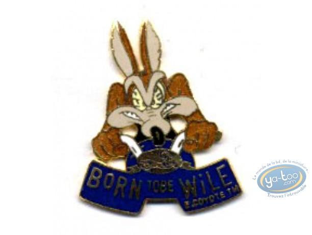Pin's, Looney Tunes (Les) : Vil Coyote
