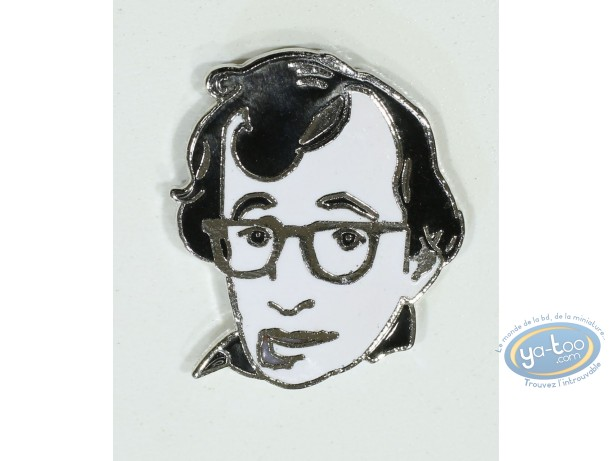 Pin's, Woody Allen (Small size)