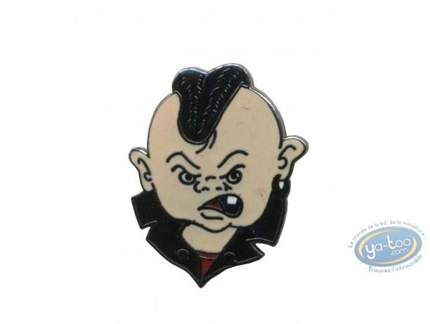 Pin's, Baby hooligan