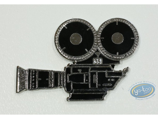 Pin's, Camera winds