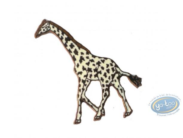 Pin's, Giraffe