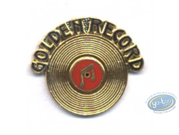 Pin's, Golden Record