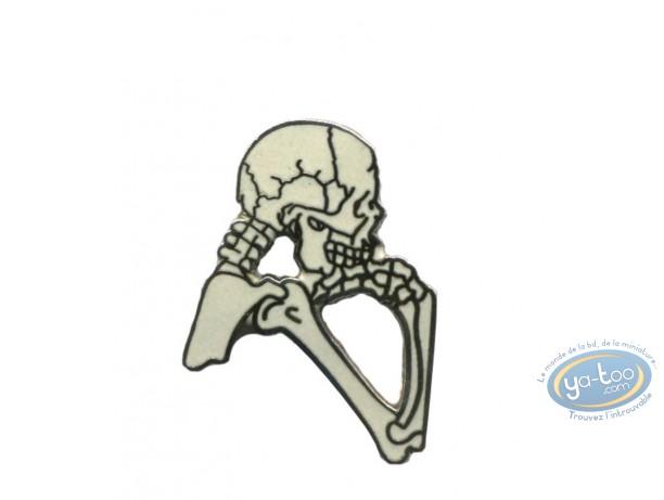 Pin's, Skeleton thinker