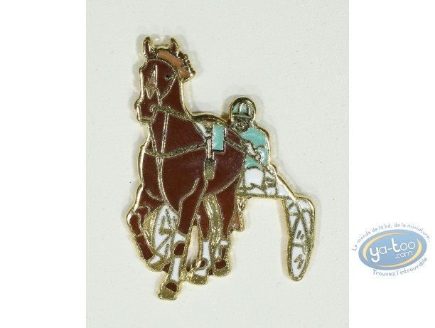 Pin's, Chase horse