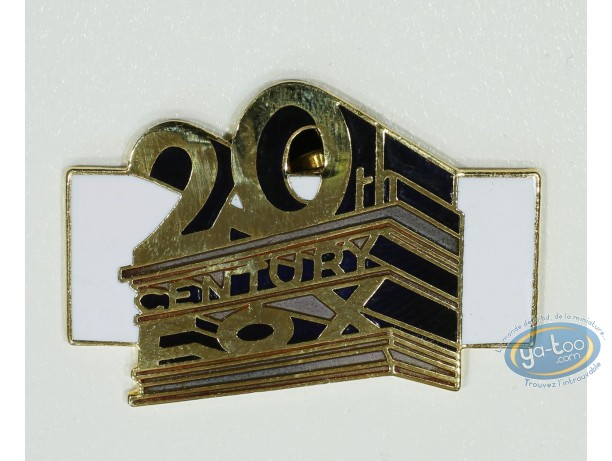 Pin's, Logo 20th Century Fox