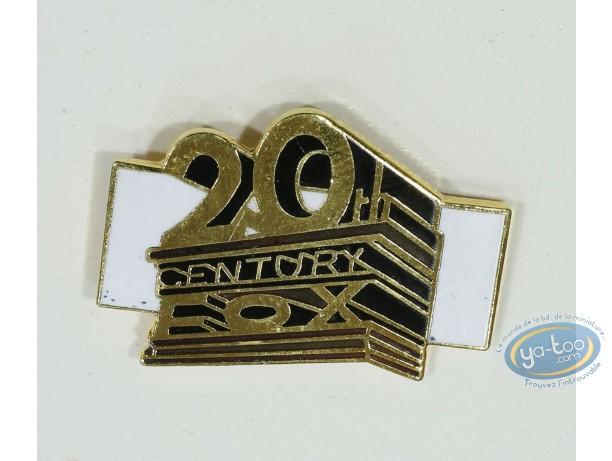 Pin's, Logo 20th Century Fox (Smal size)
