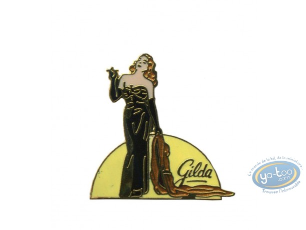 Pin's, Gilda black dress