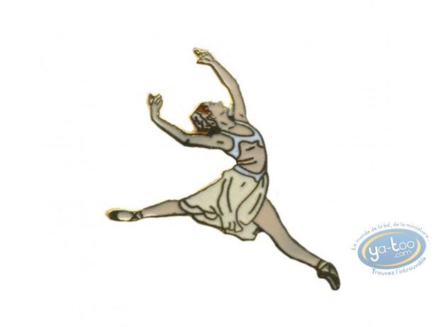 Pin's, Ballet dancer