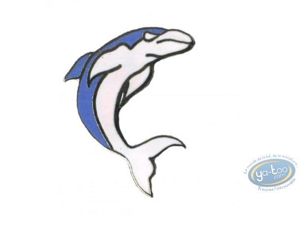 Pin's, Shark