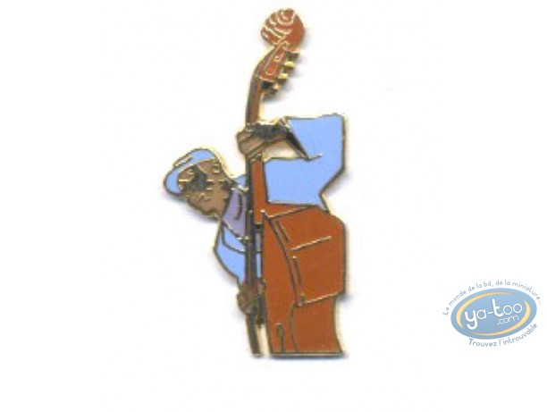 Pin's, Double bassist