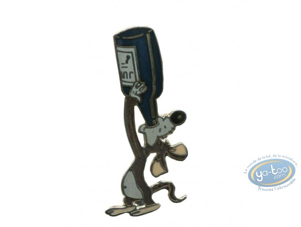Pin's, Tex Avery : Mouse - Tex Avery