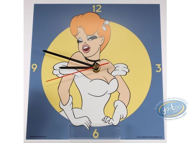 Clocks & Watches, Vamp (La) : Clock, Tex Avery : The Girl