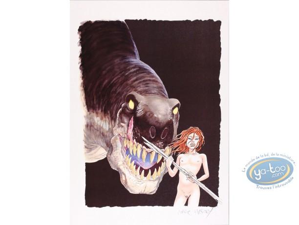 Offset Print, Feux : Dinosaure
