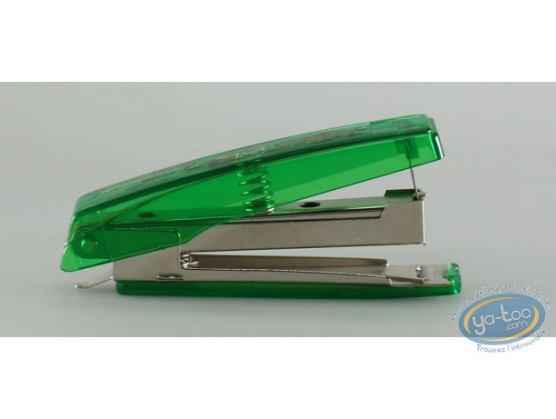 Office supply, Scooby-Doo : Small green stapler Scooby Doo